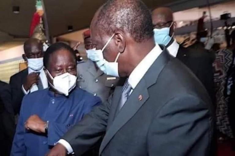 Bédié - Ouattara: Le