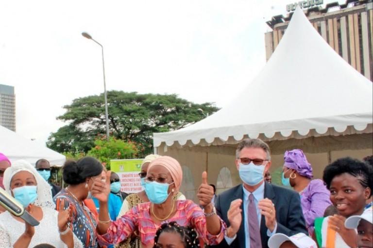 Bakayoko-Ly note de réelles avancées dans la protection des droits des enfants