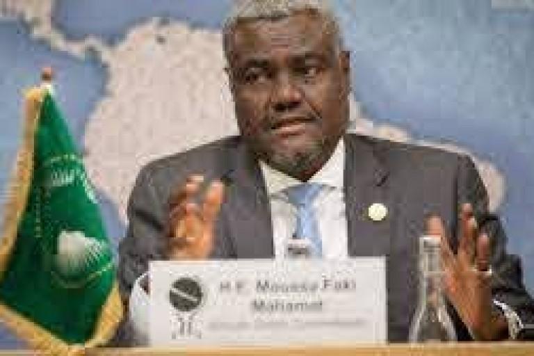 Après la CEDEAO,  l' UA félicite Ouattara pour sa réélection