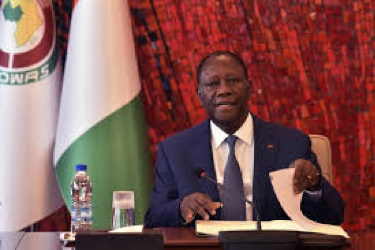 Confirmé président de la République, ce que Ouattara va dire ce lundi
