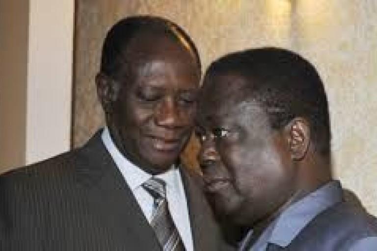 Blocage du dialogue  Bédié-ADO :  Les Ivoiriens  prennent position