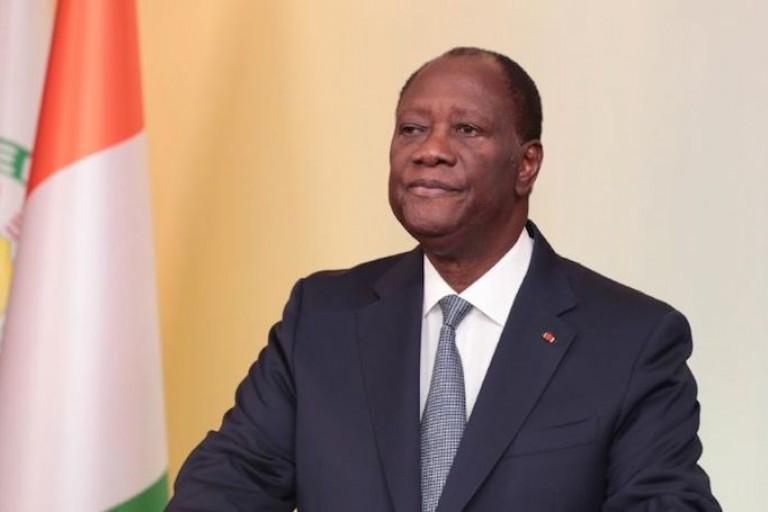 Adresse à la Nation d'Alassane Ouattara après la confirmation de son élection