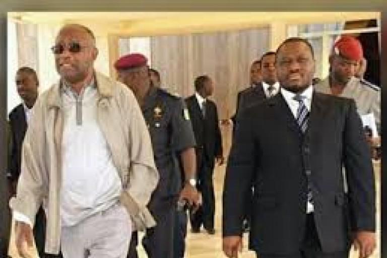Appelant l'armée à déloger Ouattara, Soro se dégonfle et appelle Gbagbo