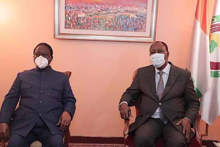 Dialogue avec Ouattara : Henri Konan Bédié pose ses préalables