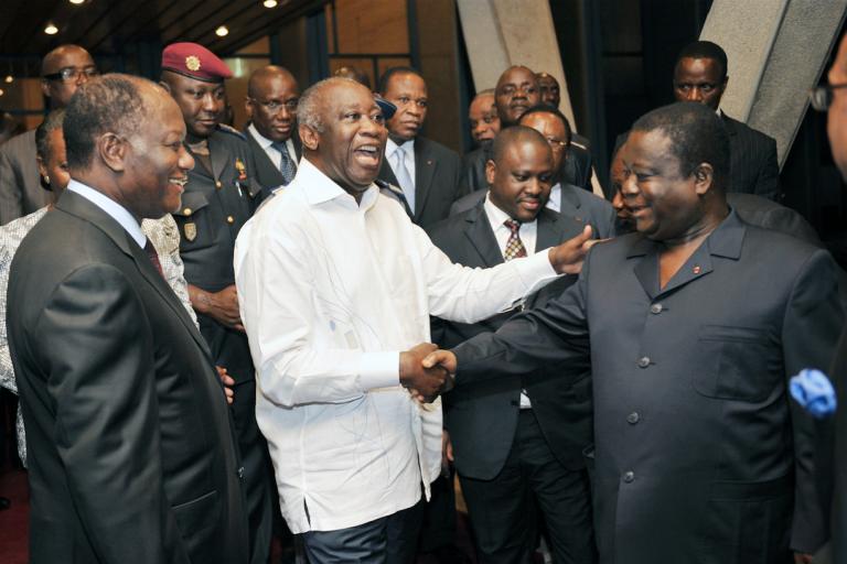 Bédié et Gbagbo acceptent la main tendue de Ouattara mais... pose des conditions