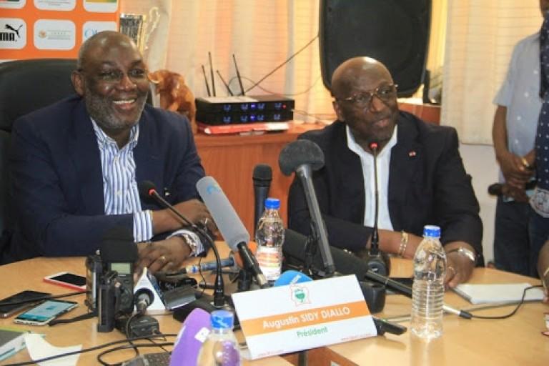 Jacques Anouma parle de Sidy Diallo :