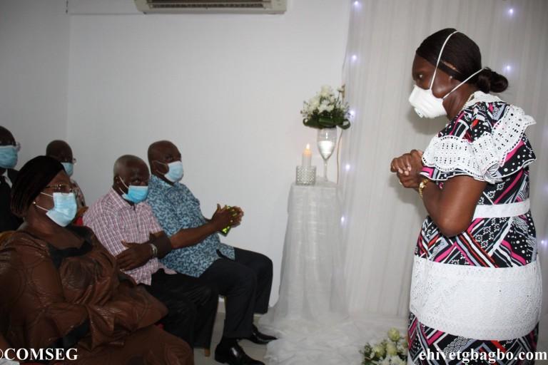 Tout sur les obsèques du Pr Ba Zézé, médecin de Simone Gbagbo, décédé