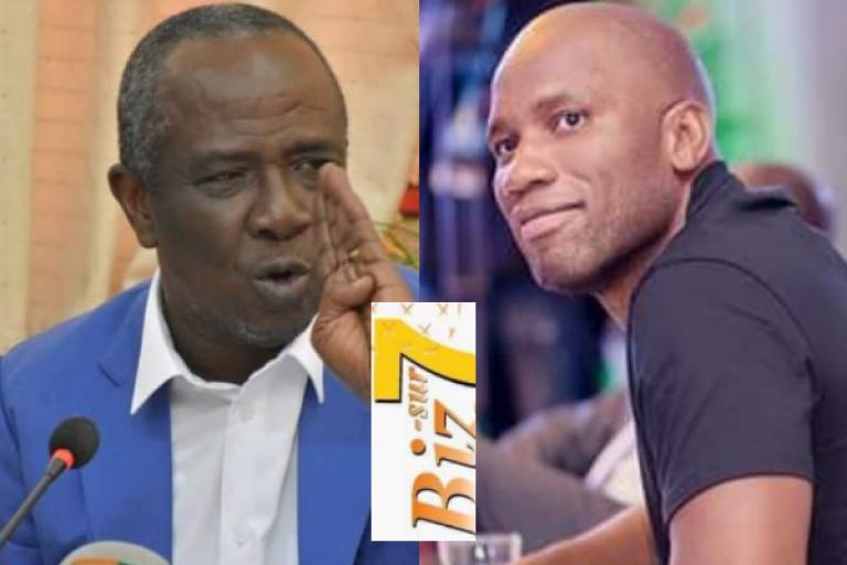 FIF - FIFA: Sam Etiassé jette l'éponge face à Didier Drogba