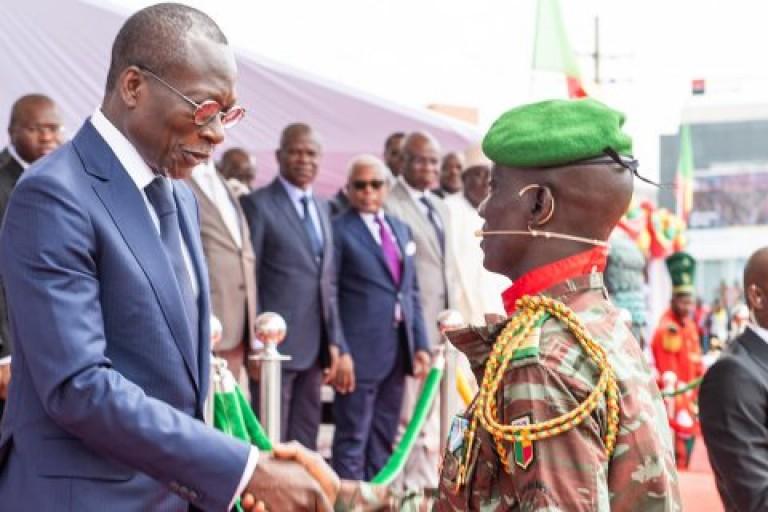 Bénin : La liste des 700 officiers et sous-officiers promus par Patrice Talon