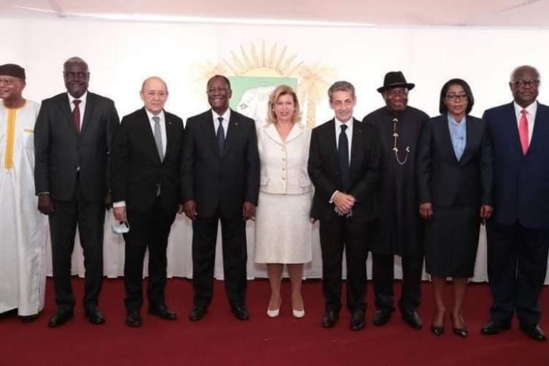 Investiture de Ouattara: La présence de Sarkozy et Ledrian dénoncée