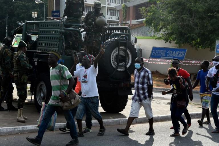 Ghana - violence électorale liées au scrutin présidentiel