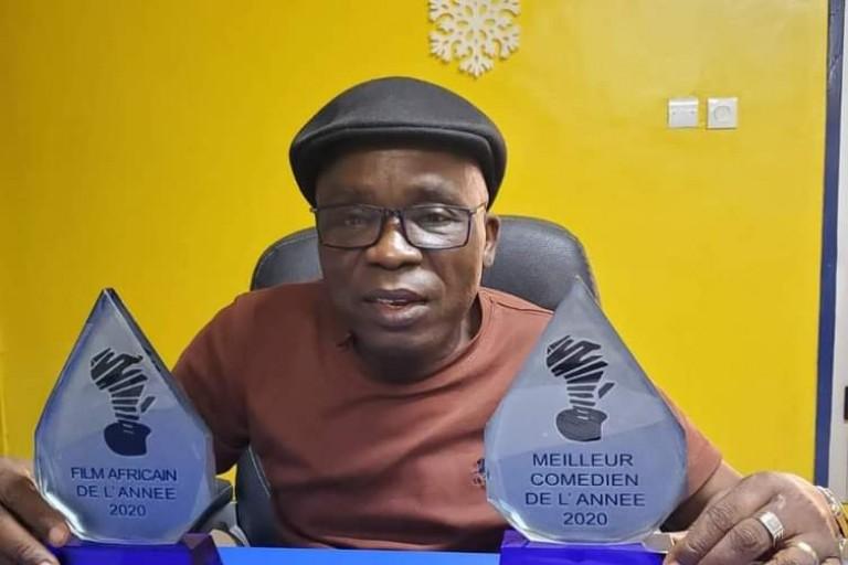 Côte d'Ivoire: L'humoriste Gohou Michel sur le toit de l'Afrique
