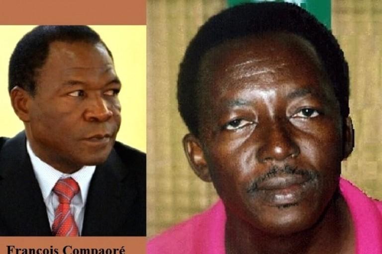 Burkina Faso : François Compaoré et Norbert Zongo