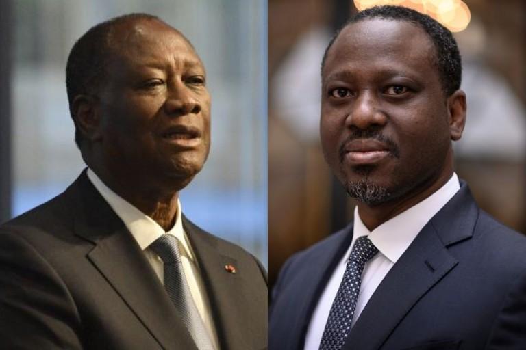 Guillaume Soro et le Président Alassane Ouattara, on se reconcilie