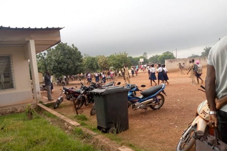 Agboville: Les élèves s'octroient des congés anticipés de Noël