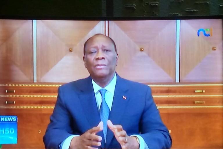 Alassane Ouattara salue la libération de Pascal Affi N'guessan mais...