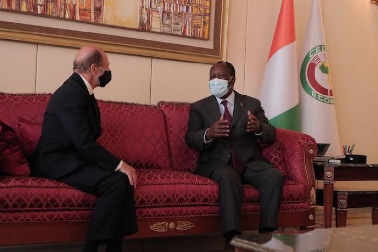 Alassane Ouattara offre à la Côte d'Ivoire des « opportunités d'affaires »