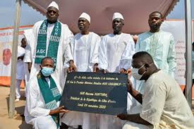 Comment  le RHDP veut immortaliser Amadou Gon à Korhogo
