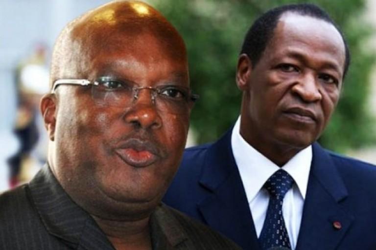 Blaise Compaoré bientôt de retour au Burkina(?): Roch Kaboré rassure