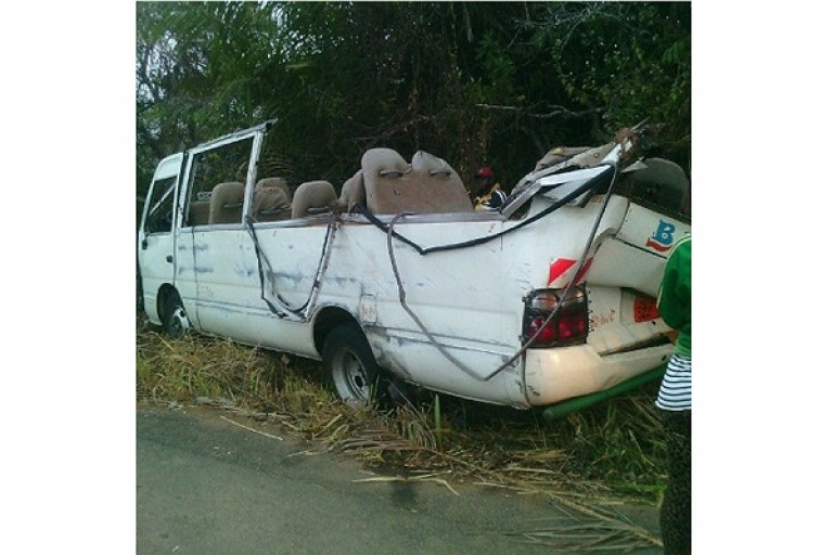 Noël sanglant : Un accident fait une vingtaine de morts