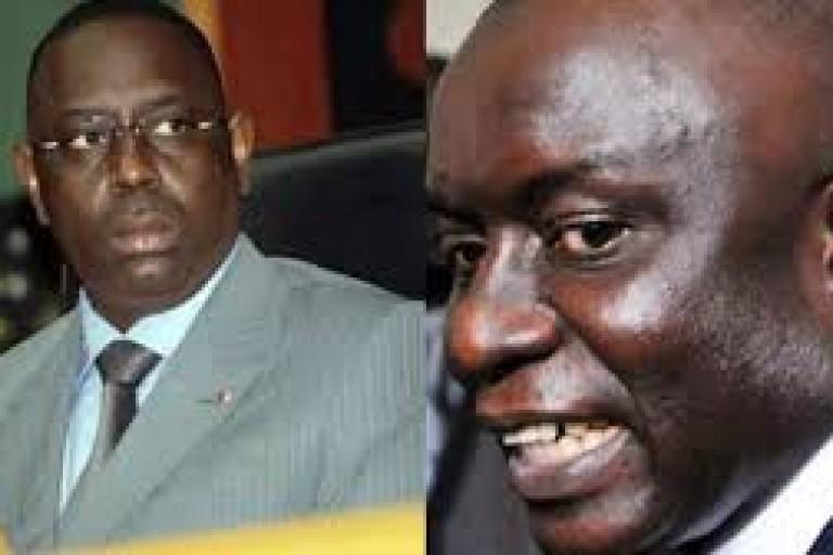 Idrissa Seck, nouveau président du Conseil économique, social et environnemental (CESE) du Sénégal