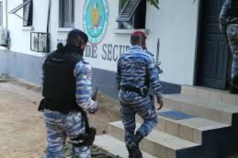 Mdl chef Guei Sea Stéphane, gendarme de fonction à la Brigade de Sipilou a été tué