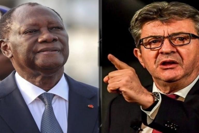 Jean-Luc Mélenchon s'invite dans le débat ivoirien