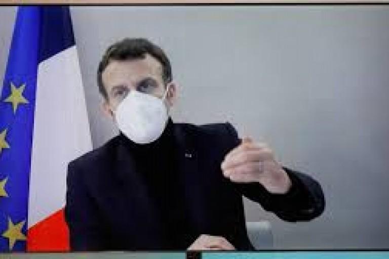 Testé positif au Covid-19 le jeudi 17 décembre, Emmanuel Macron isolé à La Lanterne