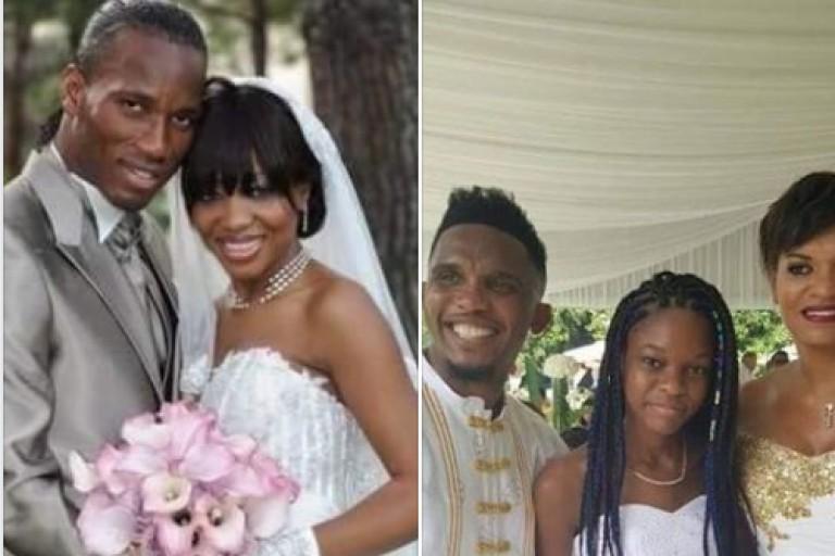 People: Le mariage Drogba et Lalla Diakité brisé après 20 ans