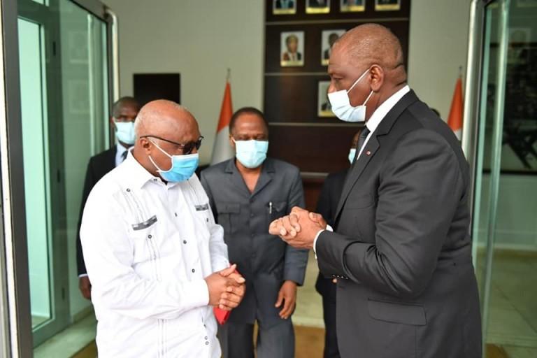 Des émissaires de Gbagbo chez Hamed Bakayoko