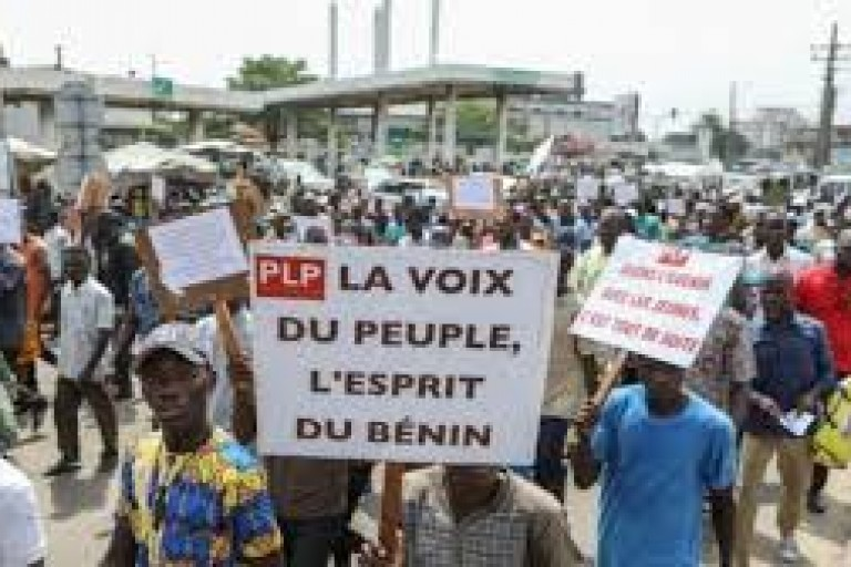 Présidentielle au Bénin : L'opposition a pris une importante décision