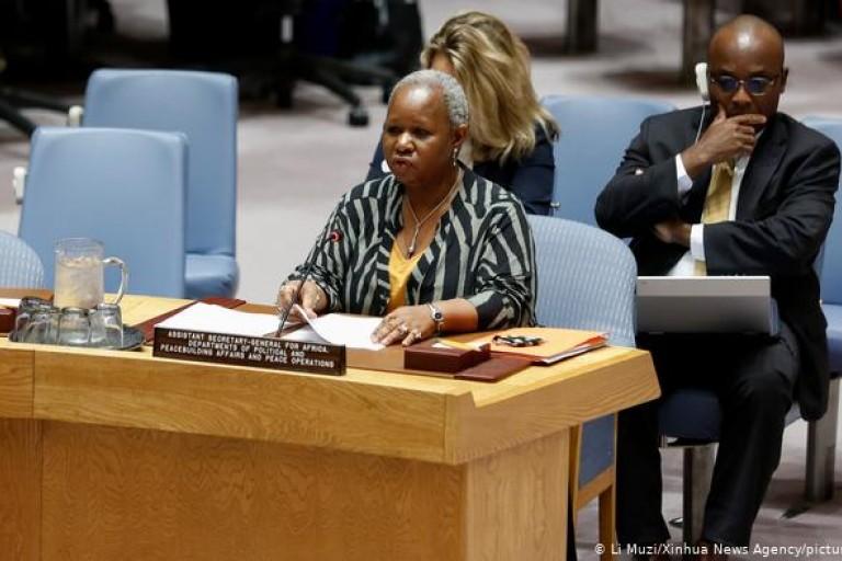 RDC : La  guinéenne Bintou Kéïta  nommée à la tête de la MONUSCO
