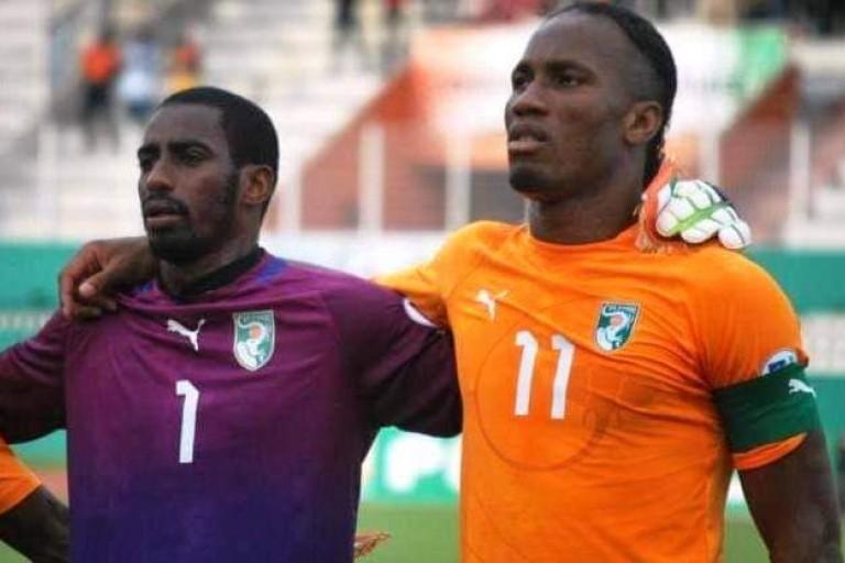 Copa Barry, le bouclier de Didier Drogba