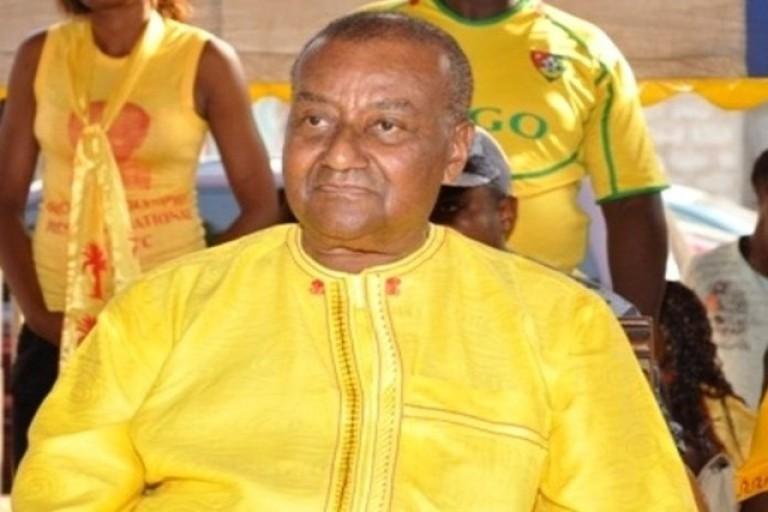 Togo : Le message de Gilchrist Olympio aun peuple togolais
