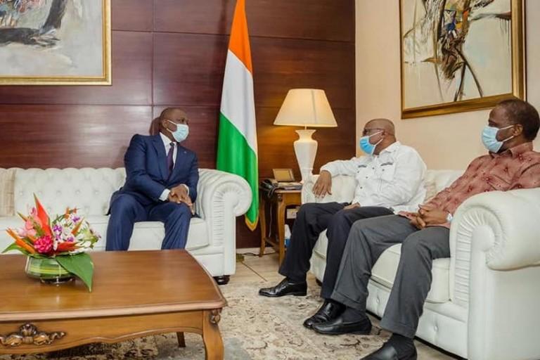 Côte d'Ivoire : Pouvoir et opposition préparent le retour de Laurent Gbagbo