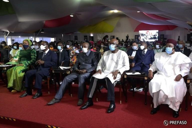 À l'investiture d'Akufo-Addo, Roch Kaboré frappe un grand coup