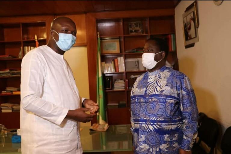 Ce que Mabri Toikeusse à fait chez Konan Bédié, ce dimanche