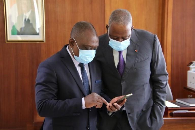 Réconciliation nationale - KKB se rapproche du Médiateur de la République Adama Toungara