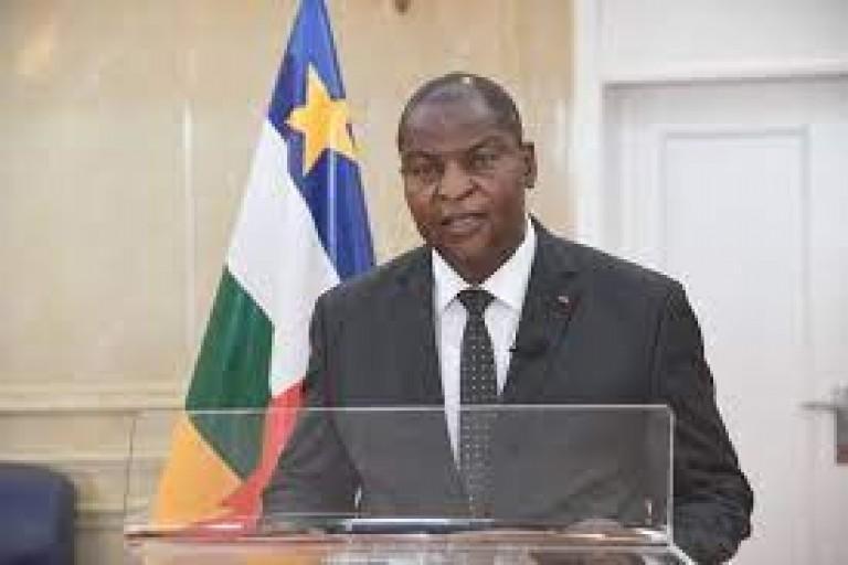 Centrafrique : sa victoire confirmée, Archange Touadera défini ses priorités