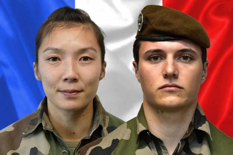 deux militaires français tués samedi 2 janvier, pendant une opération au Mali