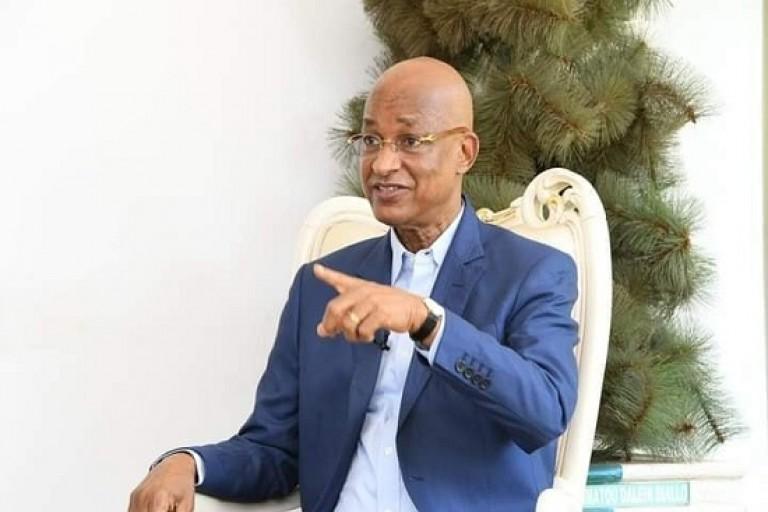Cellou Dalein Diallo interdit de sortir de la Guinée