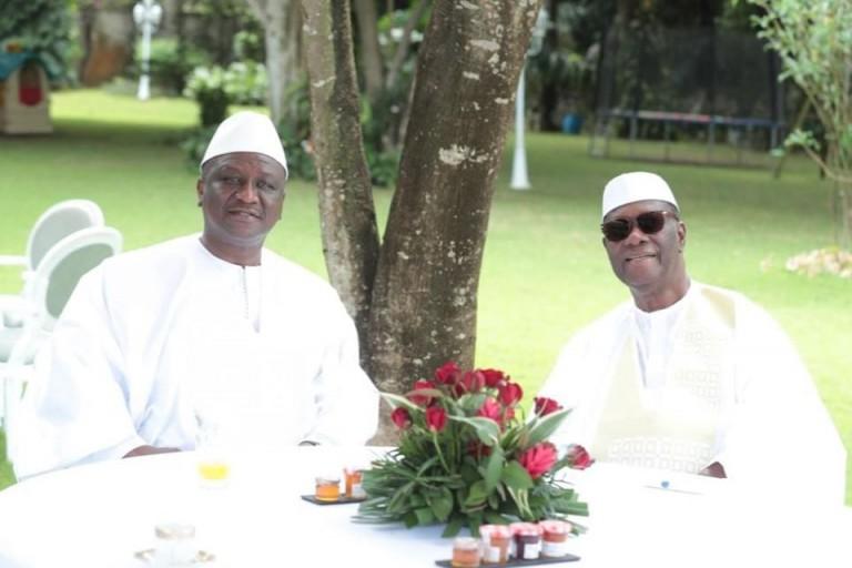 Situation sécuritaire : Comment Hamed Bakayoko a séduit Ouattara