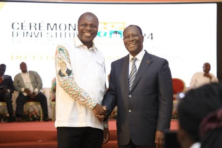 Quelque chose se prépare entre Mabri Toikeusse et Ouattara