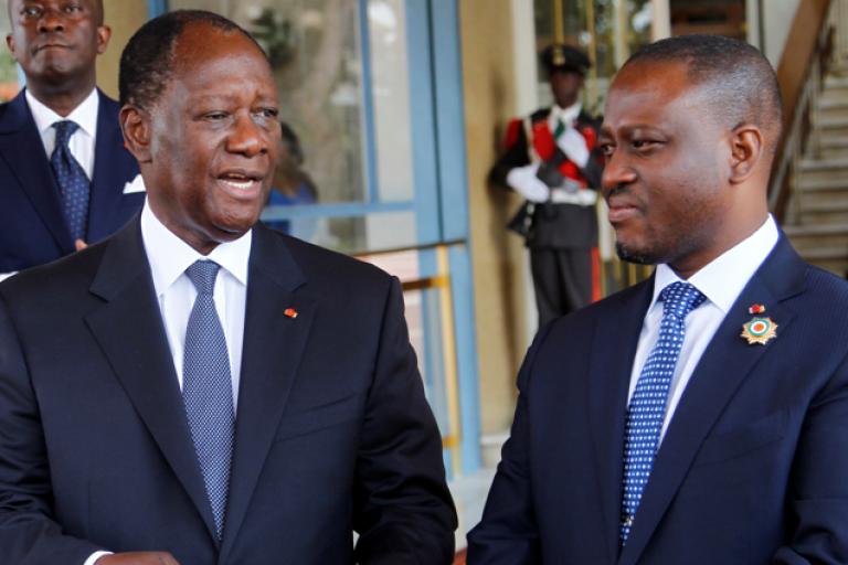 Voici les conditions de Guillaume Soro pour discuter avec Ouattara