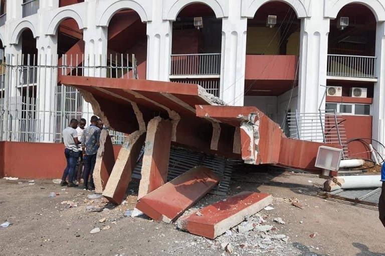 Côte d'Ivoire: Ce qui s'est passé mardi au parc des Sports de Treichville