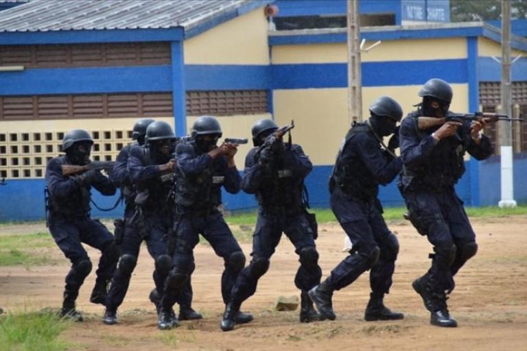 Cocody : La police déjoue un braquage au supermarché CDCI à Angré