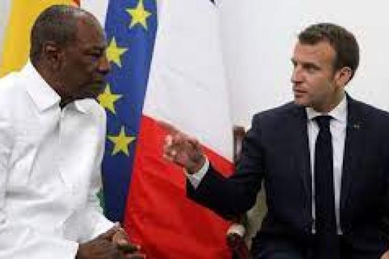 Sanctions contre Alpha Condé: «faire toute la lumière» sur les opposants en prison