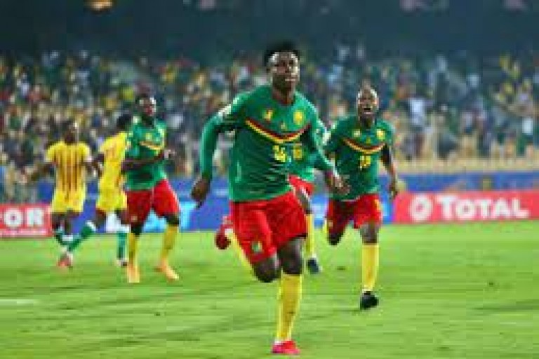 Match d'ouverture Cameroun-Zimbabwe : Salomon Banga, premier buteur du CHAN 2021