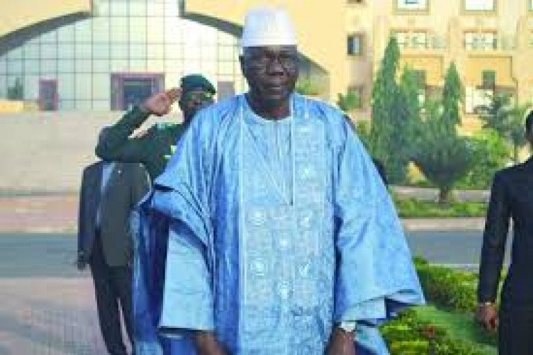 Mort de Modibo Kéïta, l'ex-Premier ministre du Mali sous l'ex-président Ibrahim Boubacar Kéïta