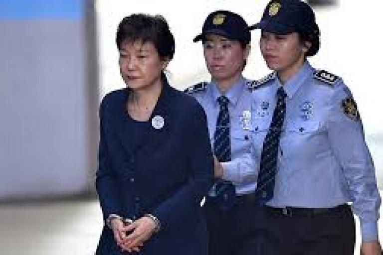 La peine de la présidente Park Geun-hye ramenée de 30 à 20 ans de prison